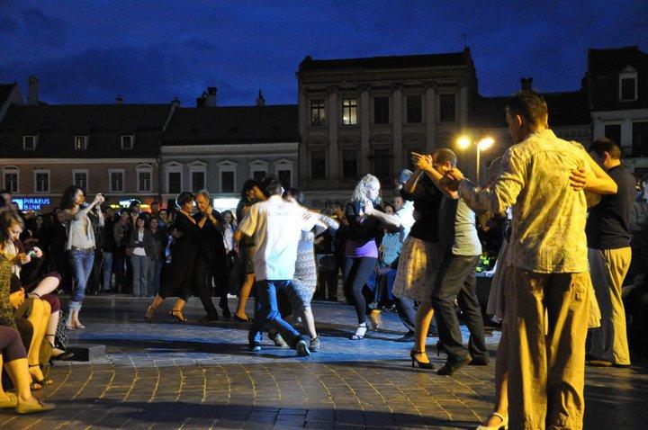 Primul festival de tango din Romania