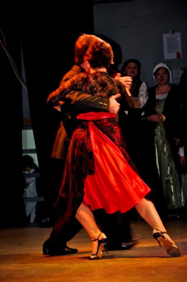 tango argentinian brasov